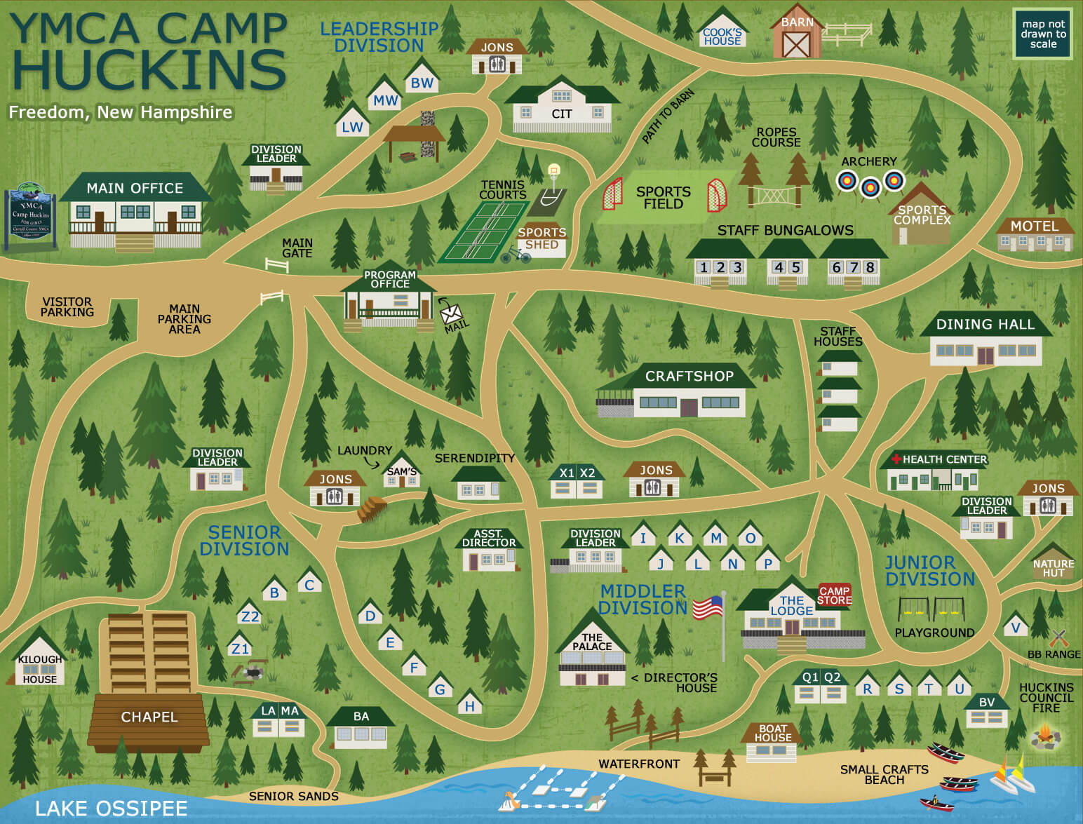 Interactive Map | YMCA Camp Huckins on presentation maps, world of warships maps, games maps, schiphol airport parking maps, virtual maps, united kingdom maps, vermont town boundary maps, 2d maps, minnesota dnr lake maps, educational maps, asia maps, google maps, motion maps, topographic maps, all maps, fun maps, dot right of way maps, classic maps,